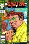 Обложка комикса Каратель: Происхождение Микрочипа №2