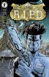 Обложка комикса Призрачный Патруль R.I.P.D. №2