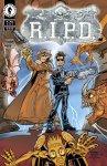 Обложка комикса Призрачный Патруль R.I.P.D. №4