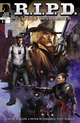 Серия комиксов Призрачный Патруль R.I.P.D.: Город Проклятых