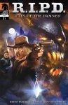 Обложка комикса Призрачный Патруль R.I.P.D.: Город Проклятых №2