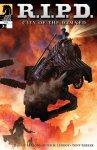 Обложка комикса Призрачный Патруль R.I.P.D.: Город Проклятых №3
