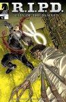Обложка комикса Призрачный Патруль R.I.P.D.: Город Проклятых №4