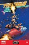 Обложка комикса Реактивный Енот №2