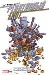 Обложка комикса Реактивный Енот №10