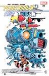 Обложка комикса Реактивный Енот №11