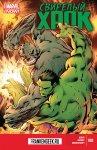 Обложка комикса Свирепый Халк №2