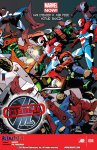 Обложка комикса Тайные Мстители №4