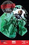 Обложка комикса Тайные Мстители №5