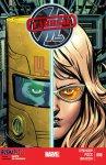 Обложка комикса Тайные Мстители №8