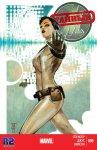 Обложка комикса Тайные Мстители №9
