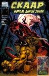 Обложка комикса Скаар: Король Дикой Земли №2