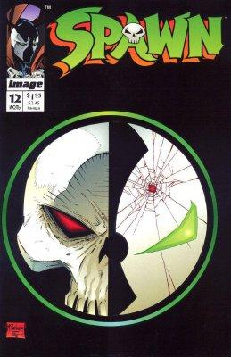 Серия комиксов Спаун №12