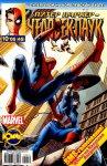 Обложка комикса Впечатляющий  Человек-Паук №16