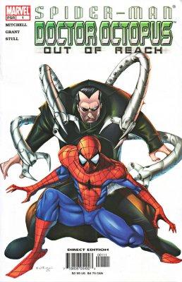 Серия комиксов Человек-Паук / Доктор Осьминог: Вне Зоны Доступа