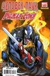 Обложка комикса Человек-Паук / Рыжая Соня №3