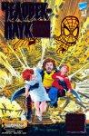 Обложка комикса Человек-Паук: Потерянные Годы №1