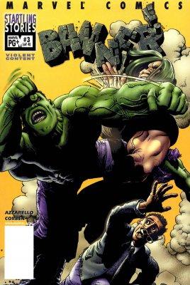 Серия комиксов Потрясающие Истории: Баннер №3