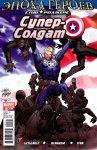 Обложка комикса Стив Роджерс: Суперсолдат №2
