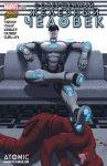 Обложка комикса Совершенный Железный Человек №4