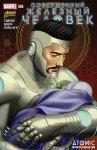 Обложка комикса Совершенный Железный Человек №6