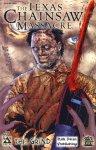 Обложка комикса Техасская Резня Бензопилой: Фарш №1