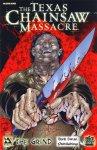 Обложка комикса Техасская Резня Бензопилой: Фарш №3