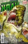 Обложка комикса Невероятный Халк №2