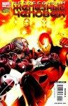 Обложка комикса Непобедимый Железный Человек №6