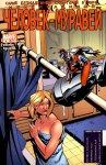 Обложка комикса Неисправимый Человек-Муравей №8