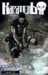 Обложка комикса Каратель №5