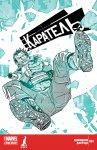 Обложка комикса Каратель №4