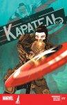 Обложка комикса Каратель №17