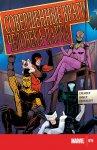 Обложка комикса Совершенные Враги Человека-Паука №15