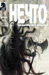 Обложка комикса Нечто: Кошмар Северного Человека №1