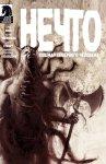 Обложка комикса Нечто: Кошмар Северного Человека №2