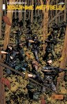 Обложка комикса Ходячие мертвецы №155