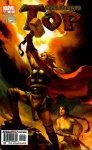 Обложка комикса Тор: Сын Асгарда №12