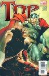 Обложка комикса Тор №5
