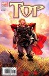 Обложка комикса Тор №10
