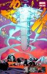 Обложка комикса Поразительные Люди-Икс №10