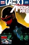 Обложка комикса Поразительные Люди-Икс №15
