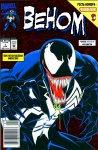 Обложка комикса Веном: Смертоносный Защитник №1