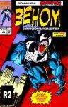 Обложка комикса Веном: Смертоносный Защитник №2