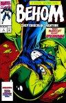 Обложка комикса Веном: Смертоносный Защитник №3