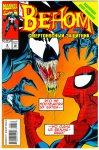 Обложка комикса Веном: Смертоносный Защитник №6