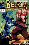 Обложка комикса Веном: Безумие №3