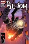 Обложка комикса Веном №22