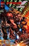 Обложка комикса Оружие Икс: Первый Класс №1