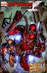 Обложка комикса Оружие Икс: Первый Класс №2